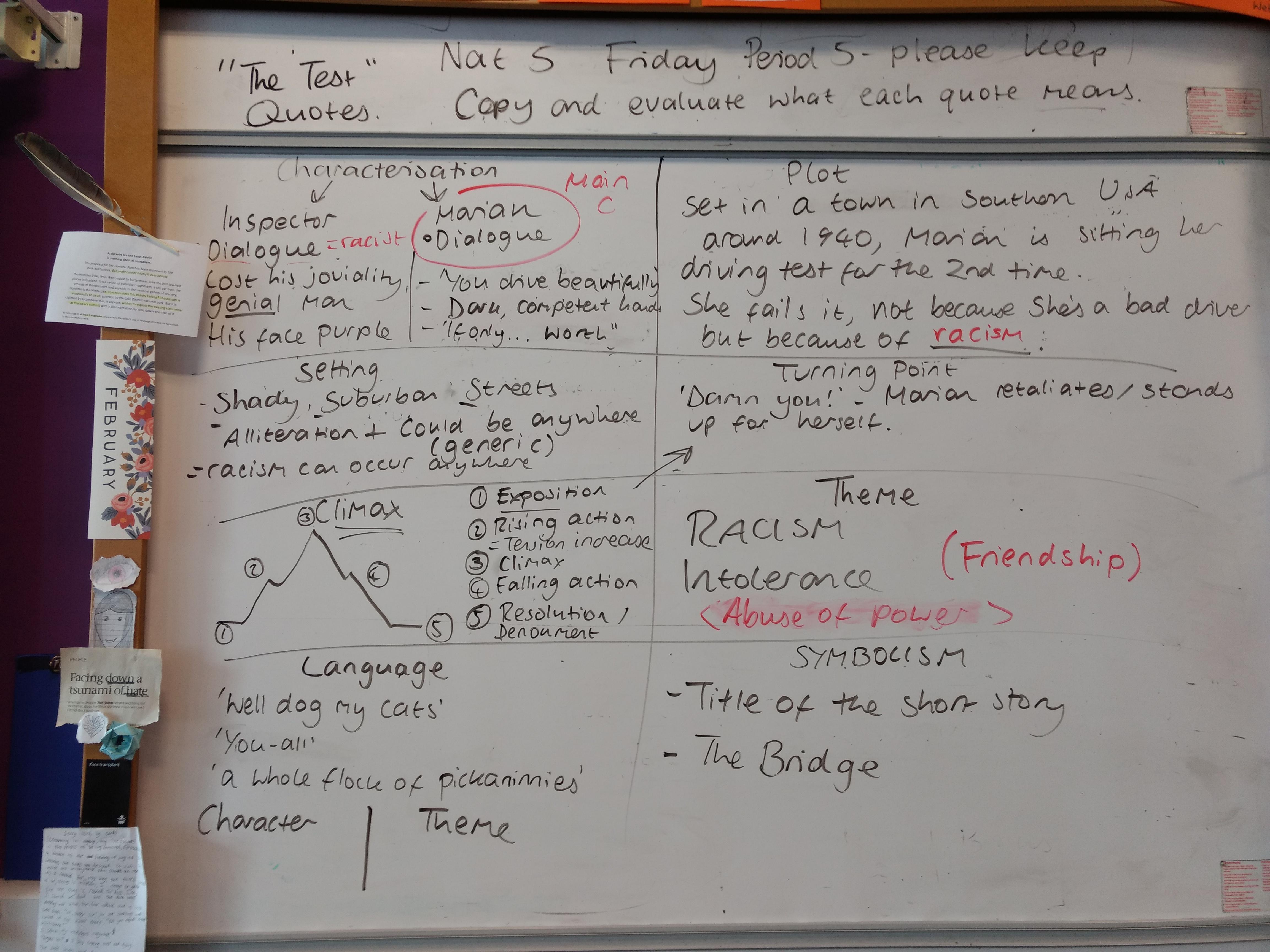 Blackrock essay mateship